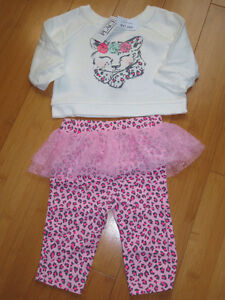 Girls Fall/Winter Outfits - 6 Mths London Ontario image 4
