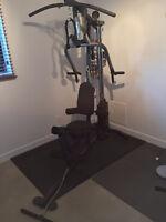 Gym multistation haut de gamme de musculation Body-Solid