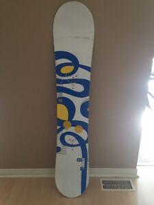 Burton Custom 144 snowboard