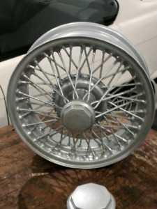 MG Wire Wheel kit