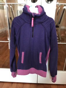 Ivivva Purple Sweatshirt Sz 10