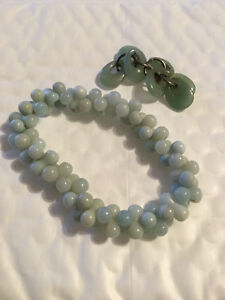 JADE BRACELET AND JADE PENDANT