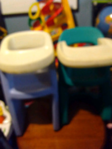 Doll high chairs