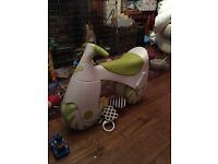 Tp Bouncycle balance bike - unused