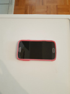 Samsung S4 with Otter Box Case - Great Condition
