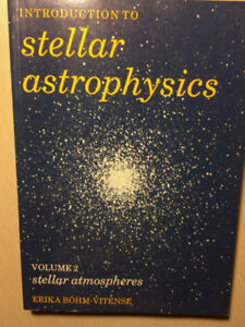 Introduction to Stellar Astrophysics - Vol 2