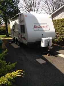 Roullotte/travel trailer