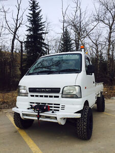 2001 Suzuki Other EFI Carry  Japanese Mini Truck