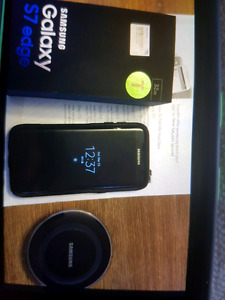 Samsung Galaxy S7 Edge for sale or trade for Iphone 7 plus