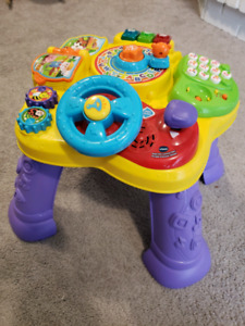 Vtech Baby/Toddler Activity Table