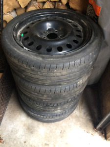 Tires and rims. NEED GONE