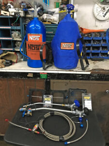 Complete Nitrous Oxide System