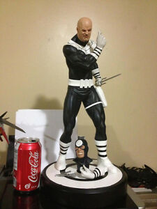 Bullseye Polystone Statue Exclusive Version by Sideshow