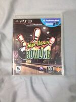 PS3 Move High Velocity Bowling