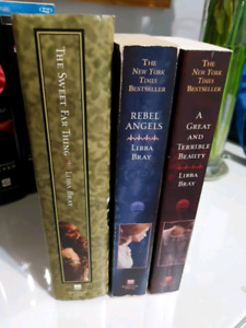 A Great and Terrible Beauty trilogy