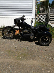 Custom Harley Davidson Trike - Trade or Cash