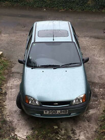 Ford Fiesta 2001 1.3 Flight 5dr for sale