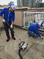 Balcony Cleaning company needs your help