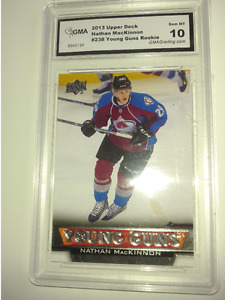 NATHAN MACKINNON - YOUNG GUNS