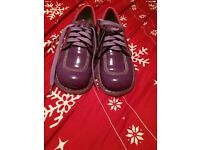 Ladies kickers size 4