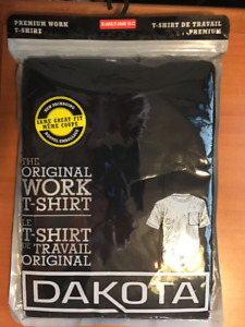 DAKOTA ORIGINAL PREMIUM WORK T-SHIRT (XXL)