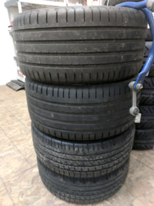 4 goodyear eagle f1 tires for sale