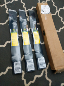 John Deere GY20850 GX22151 Mower blades 107cm 41 inch sets x 3 New