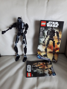 K-2SO Star Wars Lego kit (built) Rogue One