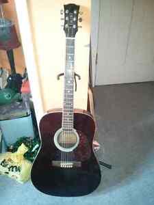Acoustic guitar/trade, bass or banjo