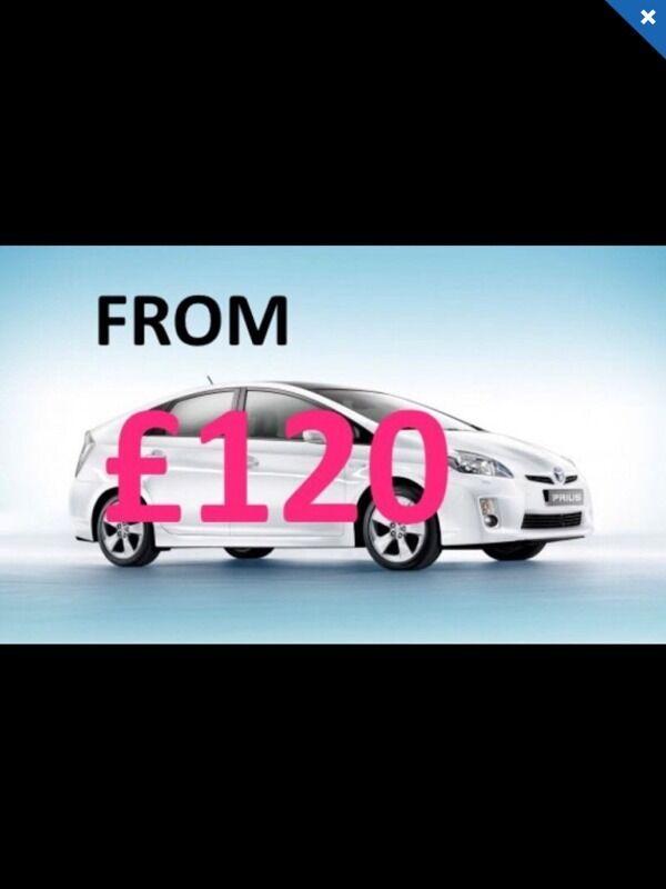 Toyota Prius pco uber / hire / rent