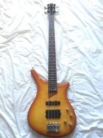 Shine Bass Guitar