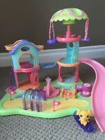 Littlest Pet Shop Playground