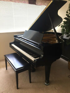 Grand Piano for Sale or Rent - Vancouver