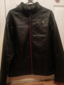 Emporio & Co  man' s jacket, black. Brand new with tags.