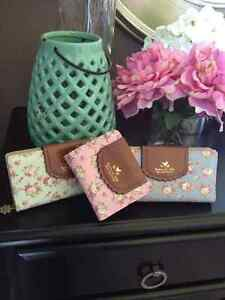 NEW flower women wallet long & short style