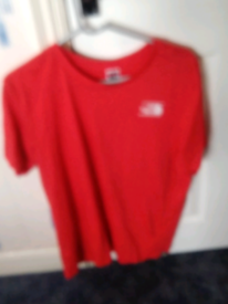 BRAND NEW MEN'S NORTH FACE T-SHIRT, SIZE XL UK