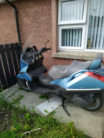 500cc scooter aprilla Atlantic fully serviced ready for the road