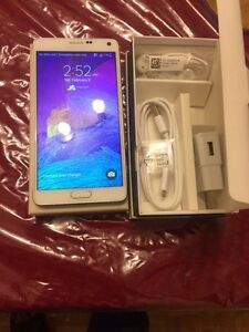 Samsung Galaxy note 4 32 GB unlocked