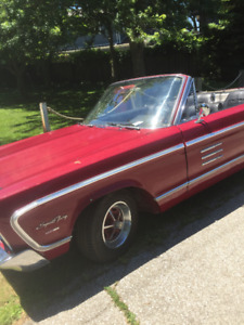 RARE 1966 PLYMOUTH SPORT FURY CONVERTIBLE FOR SALE!!!