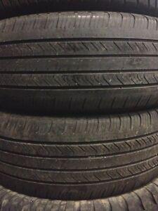 Two 235/50/19 Michelin Primacy MXM4