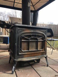 Fireplace( Wood Stove)