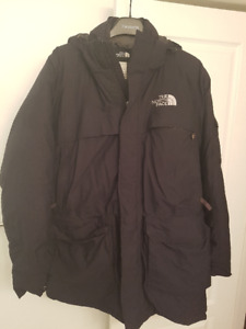 NorthFace Downfilled Hyvent Winter Jacket Size 2XL