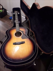 Guild  JF30  2010s Sunburst + Original Hard Shell Case