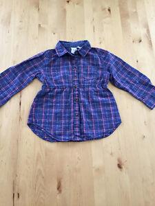 vêtements/souliers fille 12-24 mois: H&M, Joe, ...