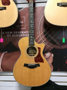Used Taylor 312CE Acoustic Guitar