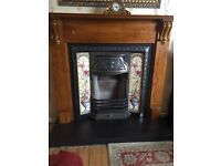 Antique Fireplace £250