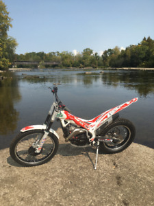 Beta Evo 300cc Trials Bike