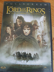 Lord of the Rings - The Fellowship of the Ring - DVD