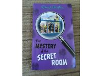 Childrens book: the mystery of the secret room