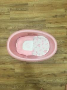 Infant Princess Portable Bath